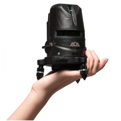 Lazerinis nivelyras ADA 2D Basic Level 2