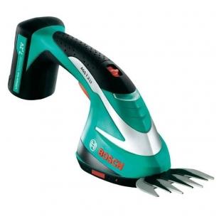 Akumuliatorinės žolės žirklės Bosch AGS 7,2 Li