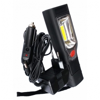 Akumuliatorinė darbo lempa COB LED 2