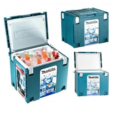 Akumuliatorinių įrankių rinkinys Makita CLX201SAX6 (DF331D + TD110D) 10,8V 2X2,0Ah + Šaltadežė 6