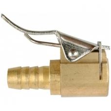 Antgalis pompai žalvarinis 8 mm