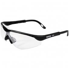 Apsauginiai akiniai bespalviai YATO