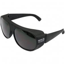 Apsauginiai akiniai žalsvi YATO
