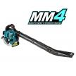 Benzininis nešiojamas lapų pūtiklis (Keturtaktis) Makita BHX2501