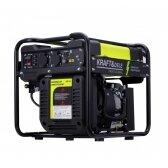 Benzininis inverterinis generatorius 3500W 230V Kraft&Dele