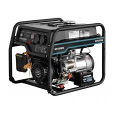 Benzininis elektros generatorius Hyundai 3,1kW/2,8kW su elektriniu starteriu