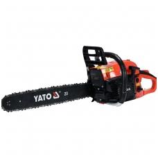 Benzininis grandininis pjūklas 3,4HP (48cm) YATO