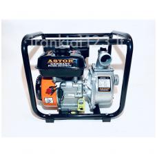 """Benzininis vandens siurblys 2"""" Motopompa 50mm ASTOR"""
