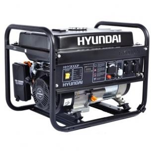 Benzininis elektros generatorius Hyundai 3kW/2,6kW