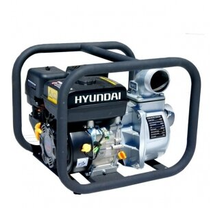 "Benzininis vandens siurblys 3"" HYUNDAY (Motopompa)"