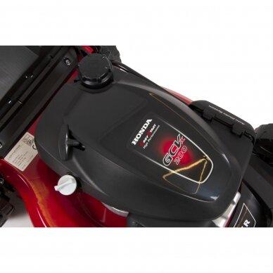 Benzinininė savaeigė žoliapjovė RIDER 53cm Honda 3