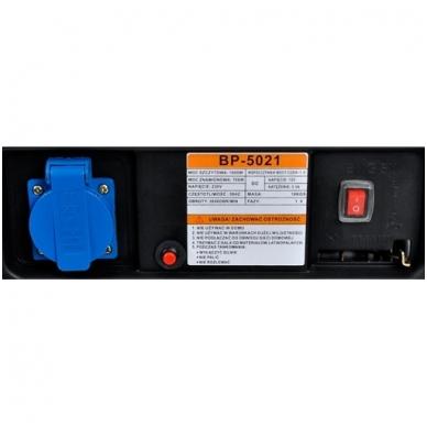 Benzininis generatorius BASS 1000 W 3