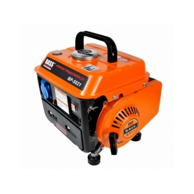 Benzininis generatorius BASS 1000 W