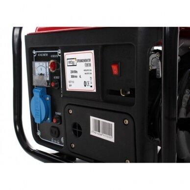 Benzininis generatorius Kraftdele 1200 W 5