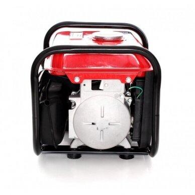 Benzininis generatorius Kraftdele 1200 W 8