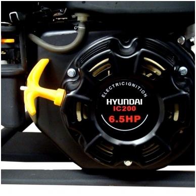 "Benzininis vandens siurblys 3"" HYUNDAY (Motopompa) 5"