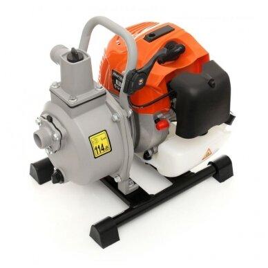 Benzininis vandens siurblys (motopompa) 1''