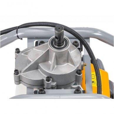 Benzininis žemės grąžtas 6AG, 3 grąžtai komplekte, Powermat 6