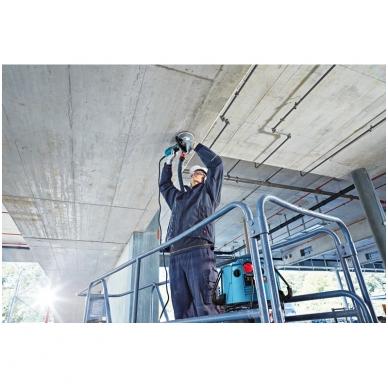 Betono šlifuoklis Bosch GBR 15 CA Professional 3