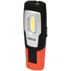 Darbo lempa įkraunama 2W COB LED