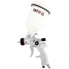 Dažymo pistoletas HVLP 0.6l, Ø1.4mm