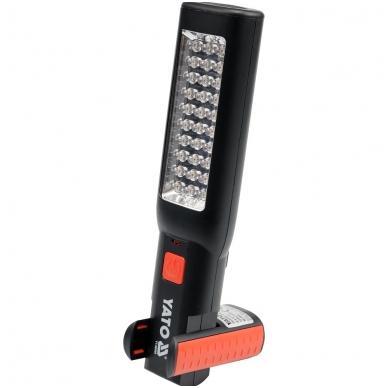 Darbo lempa 30+7 LED