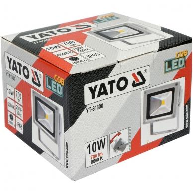 Darbo lempa COB LED 10W, 700Lm 4