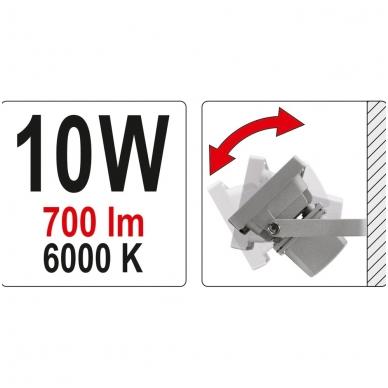 Darbo lempa COB LED 10W, 700Lm 5