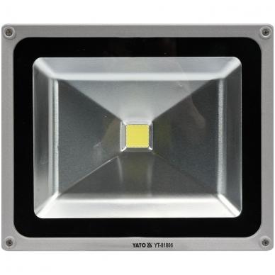 Darbo lempa COB LED 50W, 3500Lm 2