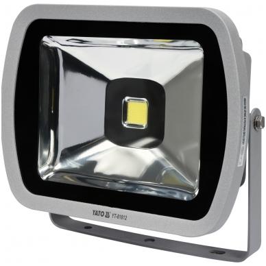 Darbo lempa COB LED 80W, 6000Lm 2