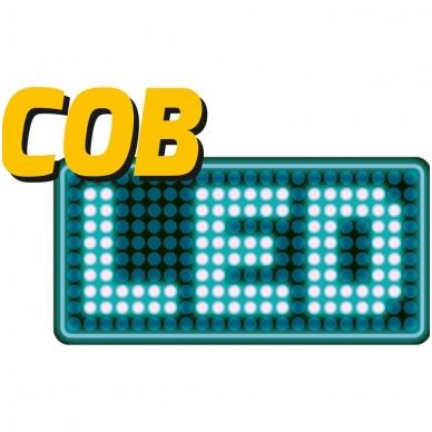 Darbo lempa COB LED 80W, 6000Lm 5