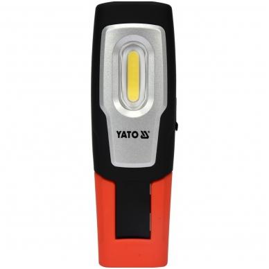Darbo lempa įkraunama 2W COB LED 2