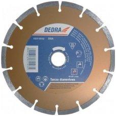 Deimantinis diskas sausam pjovimui 230mmx22.2mm DEDRA