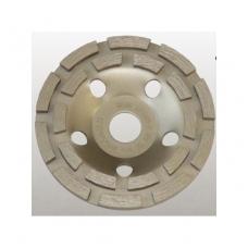 Deimantinis šlifavimo diskas - lėkštė 125mm Double Row