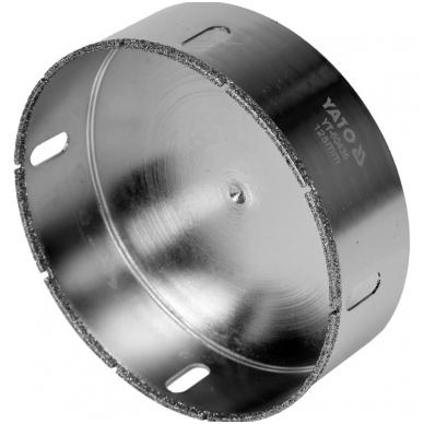 Deimantinė karūna keramikai Ø 125mm