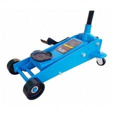 Domkratas su ratukais su pedalu 138- 520mm 3.5t