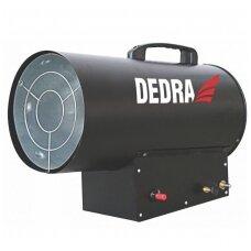 Dujinis šildytuvas 12-30kW su reguliacija DEDRA