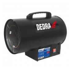 Dujinis šildytuvas su reguliacija 7-15kW DEDRA