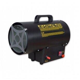 Dujinis šildytuvas 15 kW, Tecweld