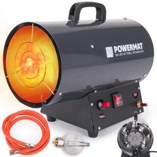Dujinis šildytuvas 15kW Powermat