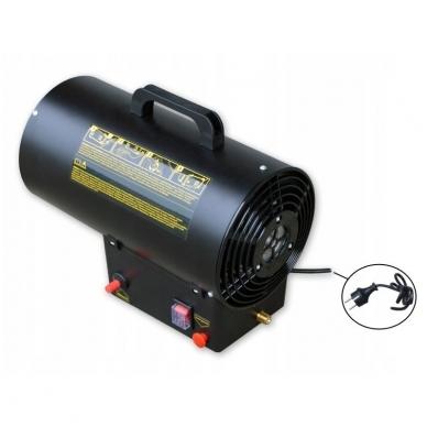Dujinis šildytuvas 15 kW, Tecweld 2
