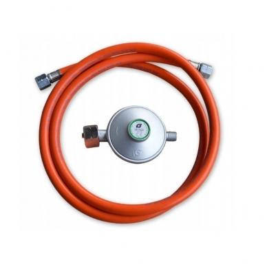 Dujinis šildytuvas 15 kW, Tecweld 5