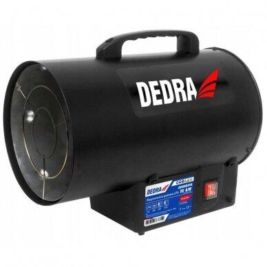 Dujinis šildytuvas 15kW DEDRA 3