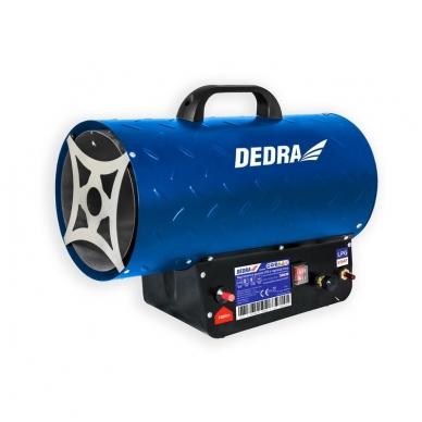 Dujinis šildytuvas 18-30 kW DEDRA