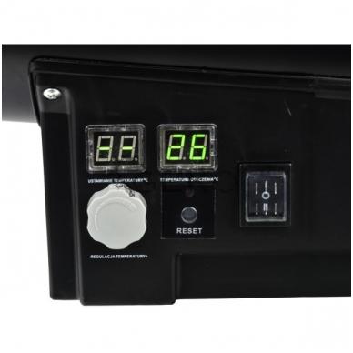 Dujinis šildytuvas 20kW su termostatu GEKO 5