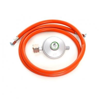 Dujinis šildytuvas 20kW su termostatu Kraft&Dele 8