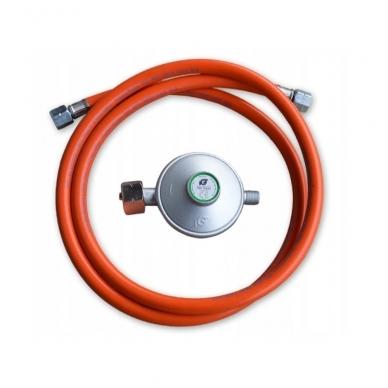 Dujinis šildytuvas 30kW su reguliacija, Tecweld 5