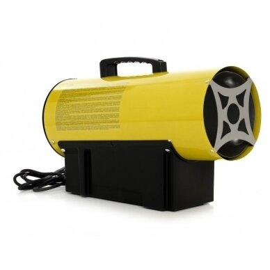 Dujinis šildytuvas 40kW su termostatu Kraft&dele 4
