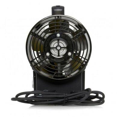 Dujinis šildytuvas 40kW su termostatu Kraft&dele 6
