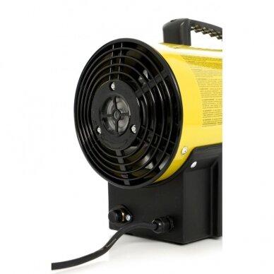Dujinis šildytuvas 40kW su termostatu Kraft&dele 7